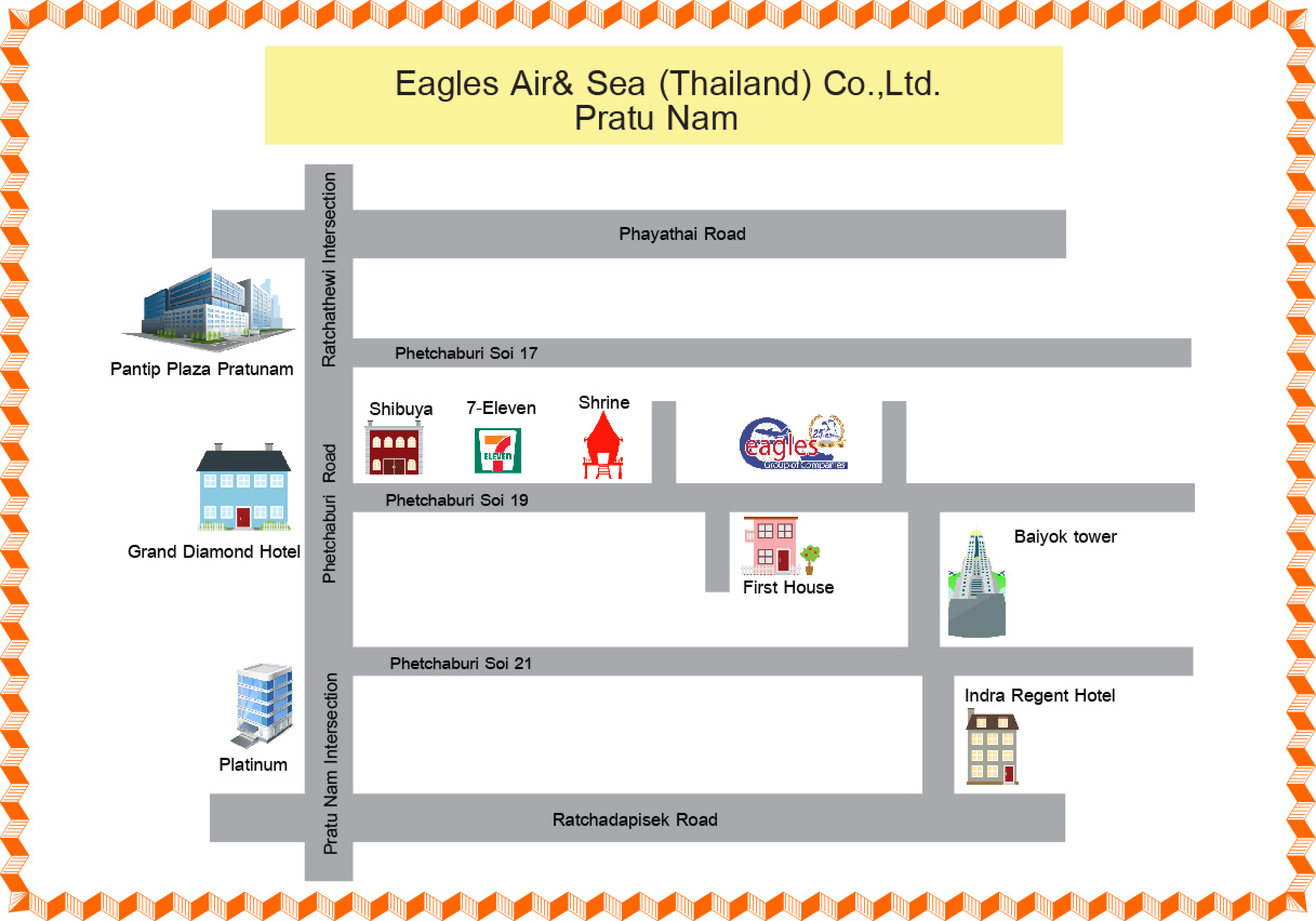 Freight Forwarder Thailand | Trusted Logistics Partners