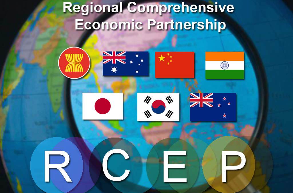 While The US stands by, Pacific Asia Nations Ink Huge Trade Agreement