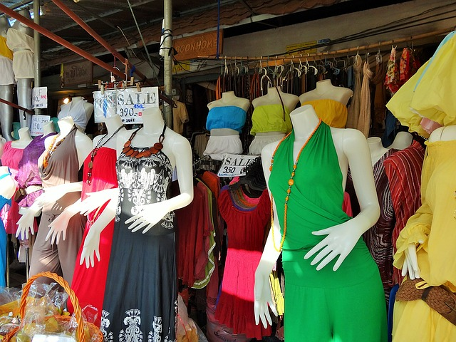 Logistics and the Thai Fashion Industry