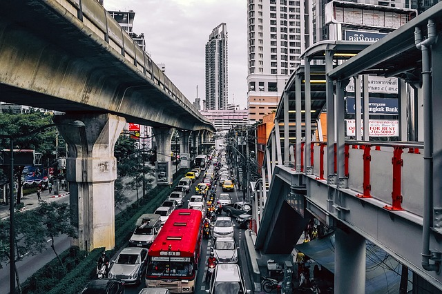 Logistics Problems of a Shipping Agent in Bangkok