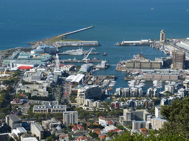 south africa ports photo